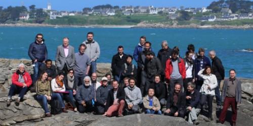 Groupe et équipe du projet Tara