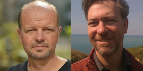 Stéphane Bach and Chris Bowler are in charge of the Plankton screening for active compounds working group